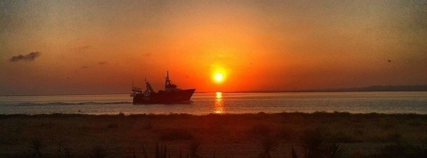 Sunset - Ilha do farol