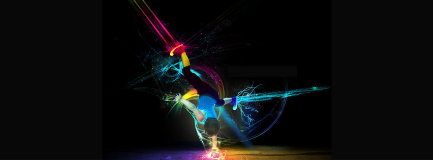 Breakdance light 1