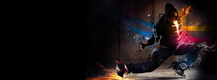 Breakdance light 2
