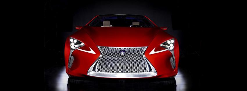 Lexus Concept Hibrid