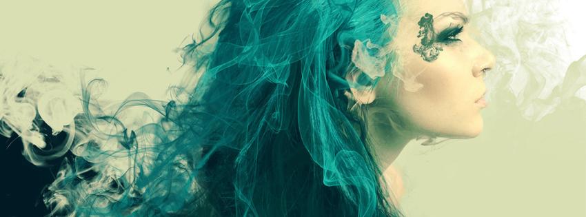 Smokey girl