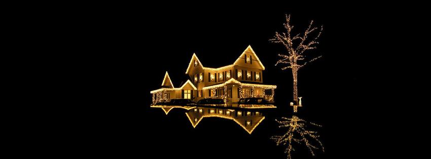 house xmas