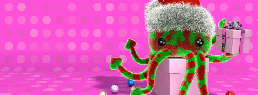 Octopus xmas