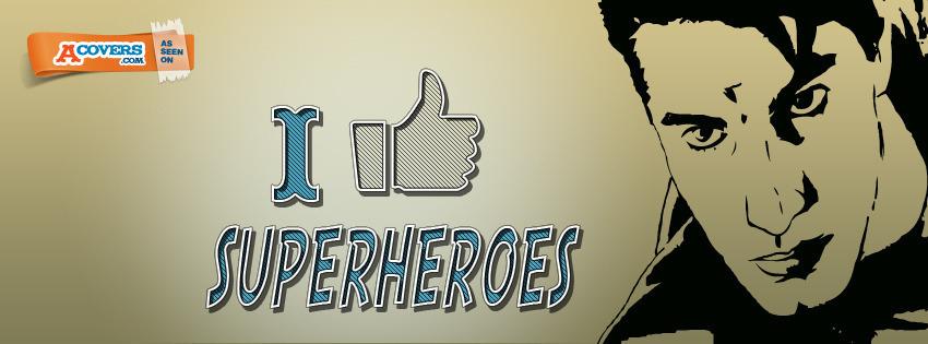 I like Superheroes