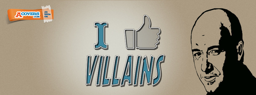 I like Villains