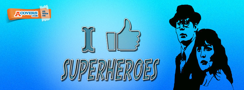 I like Superheroes