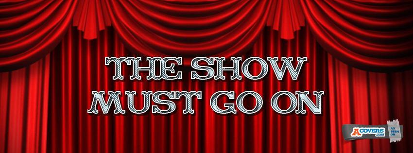 Show mush go one