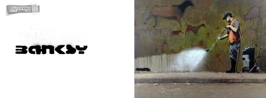 Banksy C4