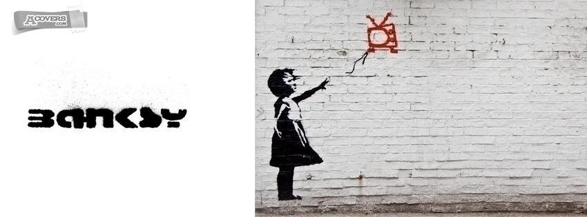 Banksy C8