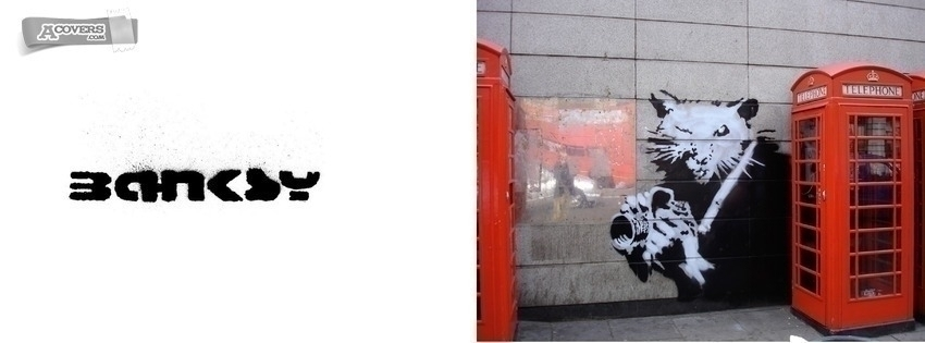 Banksy C14