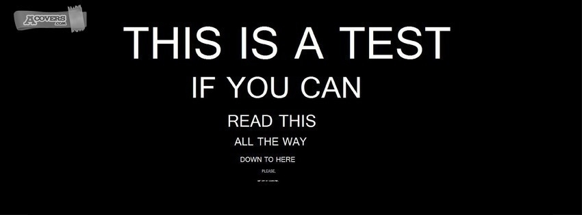 Test your eyes