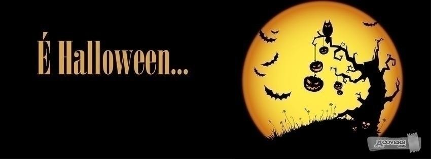 É halloween