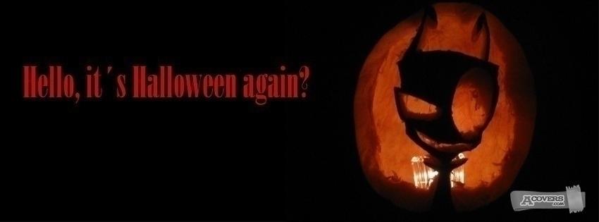 Halloween again!