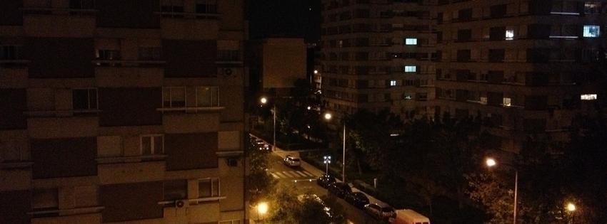 Portela by night