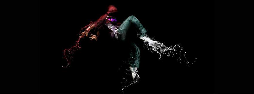 Breakdance water