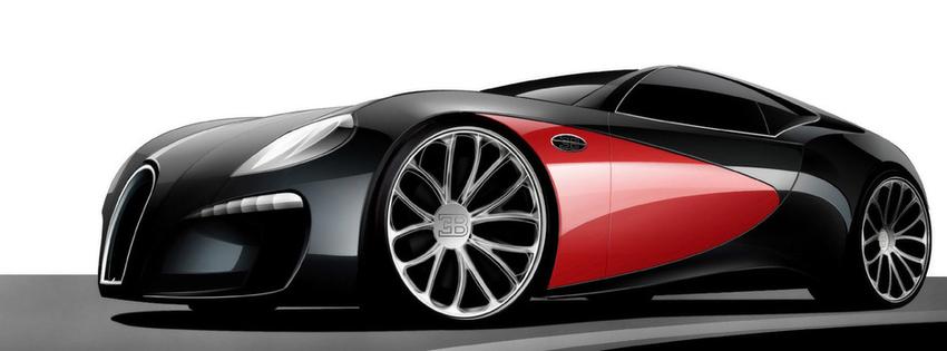 Bugatti Veyron EB