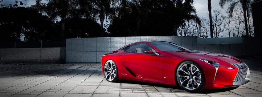 Lexus Sport Coupe Concept