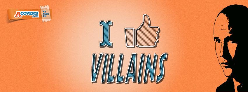 I like Villains