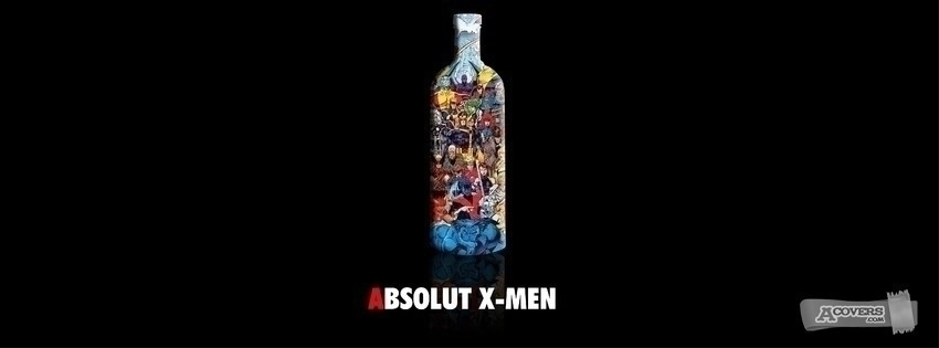 absolut x-men